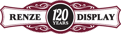 Renze Display - 120 Years