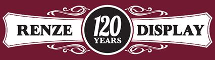Renze Display - 120 Years